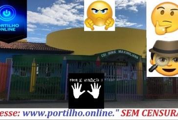 INSEGURANÇA!!! ASSALTARAM NOVAMENTE!!! O centro de educação infantil IRMA MAXIMILIANA.