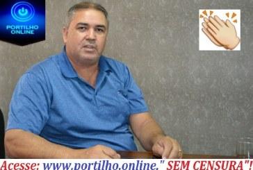 Vereador PANXITA atuante em favor da filantropia e dos esportes, fala a respeito também da SEP.
