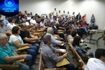 NESTA quinta feira 12/07, aconteceu o lançamento do 26º SEMINÁRIO DO CAFÉ EM PATROCÍNIO
