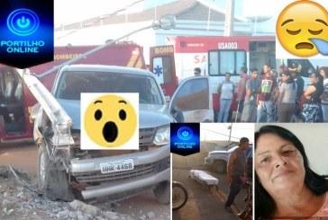 ASSALTO!!! ACIDENTE FATAL. Mulher morre atropelada por uma AMAROK tomada de assalto e atropela outro que fica ferido…