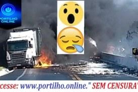 8 MORTOS!!! Acidente deixa oito mortos e mais de 50 feridos em rodovia de MG