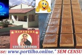 Fabrica de rapadura Santo Antônio- Henrique Queiroz. Fazenda Bom Jardim.
