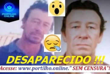 DESAPACIDO DESTE JANEIRO DE 2018- 06 MESES. Eurípedes Pereira Marques (59 anos).