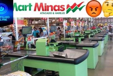 Mart 'Minas! RECLAMAÇÃO! Demora nos caixas e clientes há mais de 20 minutos na fila!