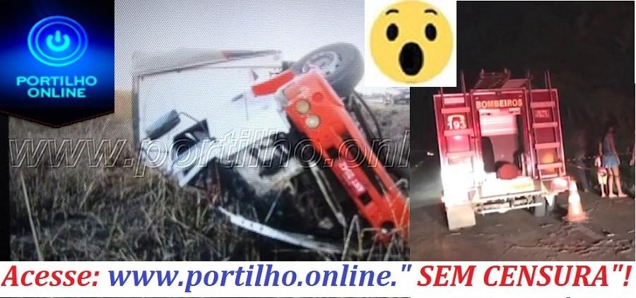 MAIS MORTE FATAL!!! Acidente envolvendo uma carreta na BR – 365 mata caminhoneiro.