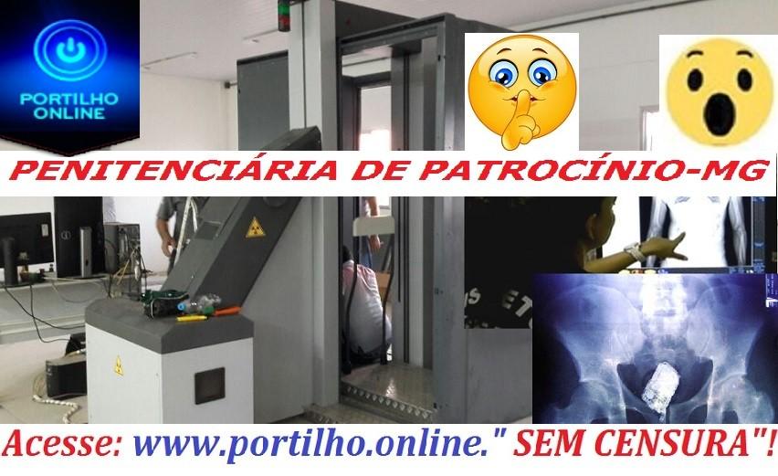 Penitenciária de Patrocínio adquiriu a mais moderna SUPER-SCANNER CORPORAL RX para fiscalizar o copo humano.