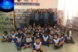Centro de Educação Infantil Geralda Pereira realiza abertura de Projeto de Leitura