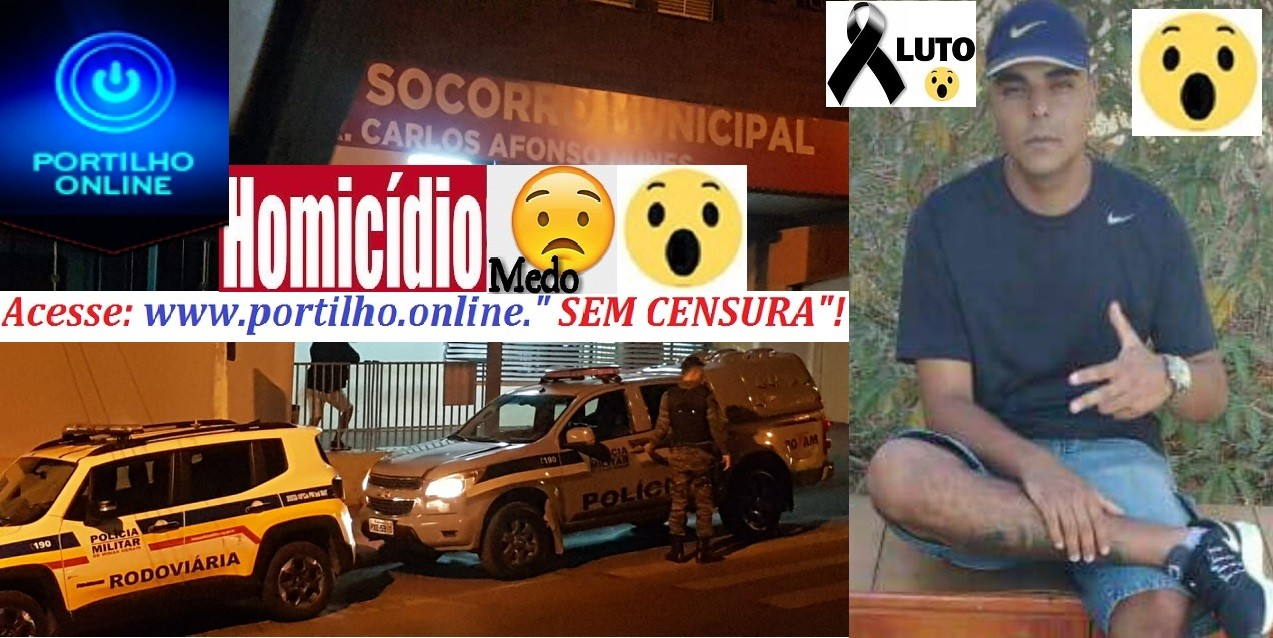 De novo???  PÁ… PÁ… PÁ… PÁ… PÁ… PÁ… TIROTEIO!!! 22º Homicídio é registrado em Patrocínio! Bairro Morada Nova!