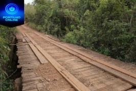Iniciados os trabalhos de reconstrução da Ponte dos Guimarães na comunidade dos Pedros