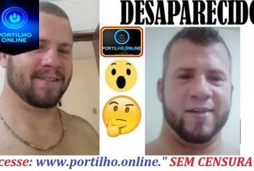 DESAPARECIDO!! Olavo Eurípides Cunha júnior(30 ANOS)
