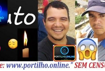 Amigos do Jovem Renato Fiuza fazem  carreata  em sua  homenagem na manhã deste domingo