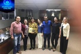 Professora Drª Claudia Murta realiza formação para os profissionais da Educação Municipal