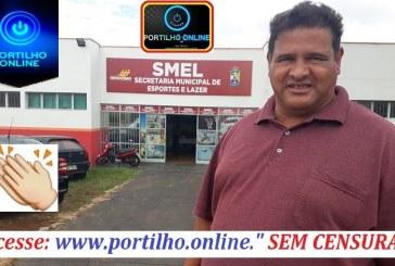 Vereador e secretário de esporte Carlão fala sobre a sua permanência ou não na pasta.
