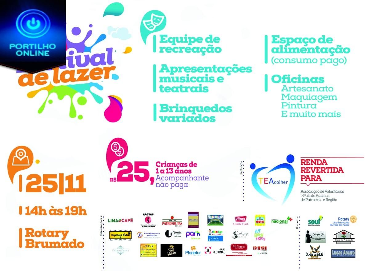 FESTIVAL E LAZER!!!! É Neste domingo, DIA 25/11/201  DAS 14 ÁS 19:00 HS.