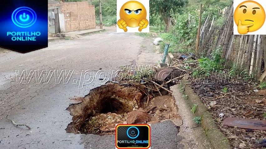 954fa2309 Portilho será quê VC pôde nos ajudar  estamos vivendo aos meios do lixo  Aqui.