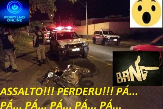ASSALTO!!! PERDERU!!! PÁ… PÁ… PÁ… PÁ… PÁ… PÁ… É registrado em Patrocínio! O bairro Enéas.
