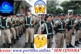 Polícia Militar pode paralisar durante o Natal se não receber o 13º salário, diz associação