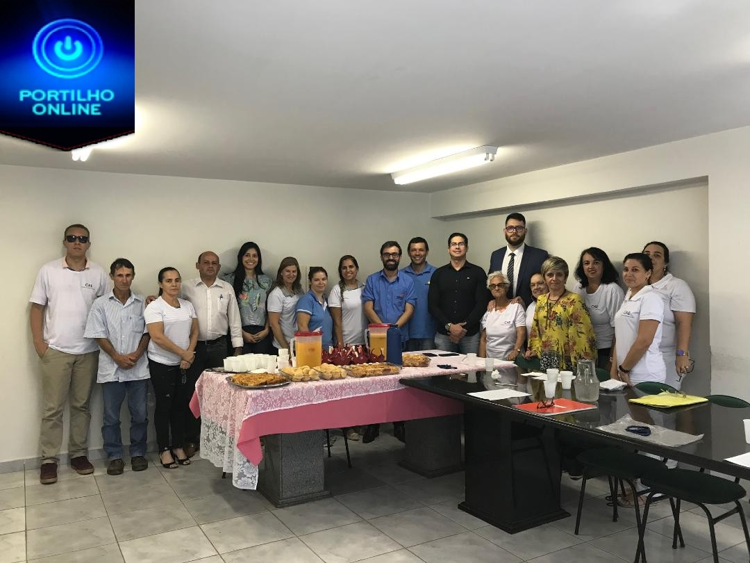 Conselho de Alimentação Escolar realiza reunião e celebra o encerramento das atividades de 2018