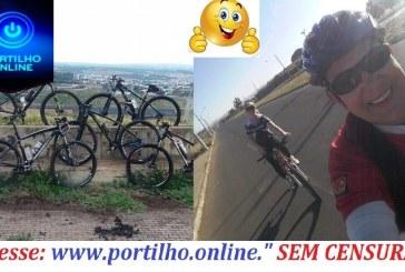 Ola Portilho, venho aqui em nome de todas os ciclistas desta cidade com um desabafo.
