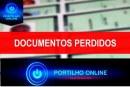 DOCUMENTOS PERDIDOS… ARNNON MIRANDA .