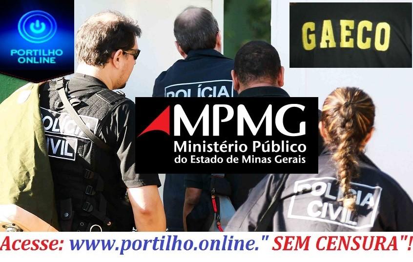 🛑⚖🤙👍👏🚓🤔👁⚖👏👏👏👏GAÉCO EM AÇÃO!!!! O Ministério Público de Minas Gerais, através do G.A.E.C.O. de Uberlândia/MG e com o apoio das Polícias Militar e Civil deflagrou…