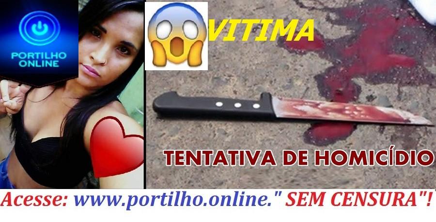 """FÁ… FÁ… FÁ… FÁ… FÁ… FACADA!!! HOMICÍDIO TENTADO!!! Mulher esfaqueia a """"outra""""."""