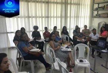 Supervisoras da Educação Municipal participam de reunião para o planejamento das atividades de 2019