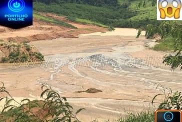 MINERADORA GALVANI/YARA. Precisa ser urgente fiscalizar suas barragens de dejetos.