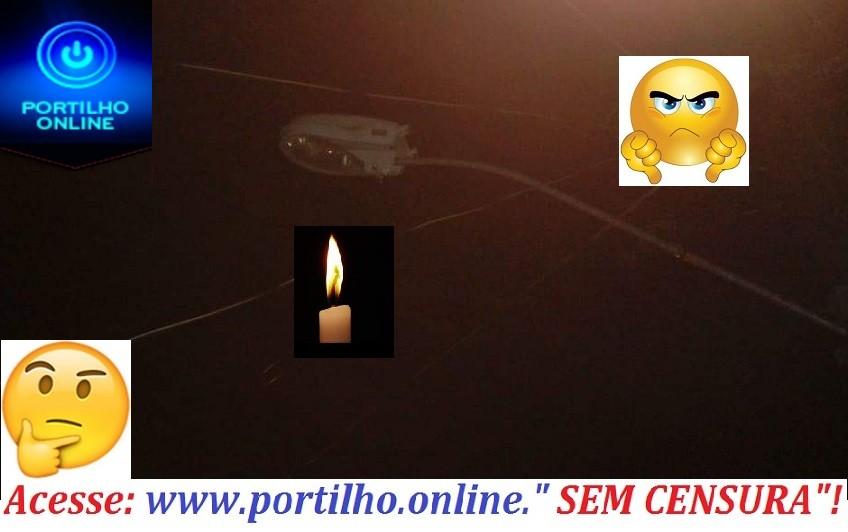 9b441eb03 QUE BREU!!! 👉💡🕯🔦😳 Portilho