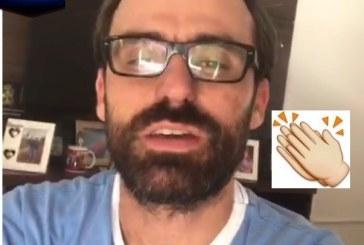 Professor Natanael Diniz comenta em sua rede social sobre o Dia do Livro Infantil