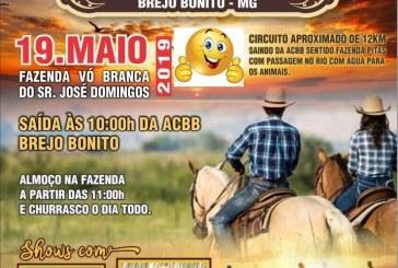 👉👏🙌🐴🦓 É NESTE DOMINGO A 3ª cavalgada solidária São José. É domingo dia, 19/05/2019 em BREJO BONITO!