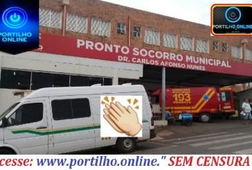 👉👍😃👏😱🚨🚒🚑 PRONTO SOCORRO!!! MESMO LOTADO DIMINUI E MUUUITO OS CASOS DE DENGUE.