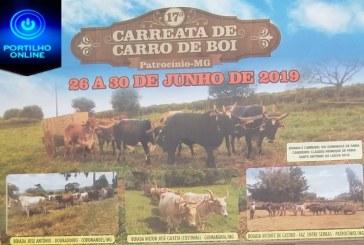 VEM AI A TRADICIONAL FESTA DO CARRO-DE-BOI DO TIÃO LEITEIRO.