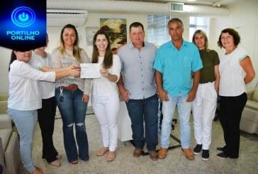 HC Patrocínio recebe R$ 16.500 da 9ª Cavalgada do Bem de Salitre de Minas