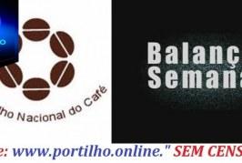 Balanço Semanal  XLIII – Novembro 2019