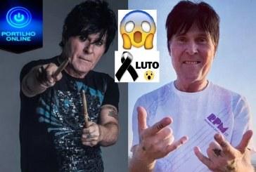 👉😱⚰😥🙏🙄🤨 Morre Paulo P.A. Pagni, baterista do RPM