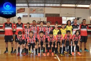 Patrocinio Tênis Clube entre os melhores no Campeonato Mineiro de Futsal