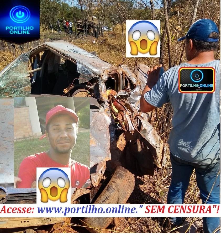 ATUALIZANDO… MORREU !!! FOI FATAL 🚨👉😱🚔😓😭😪👏👏🚒🚒ACIDENTE ENTRE AS FERRAGENS NA BR- 365