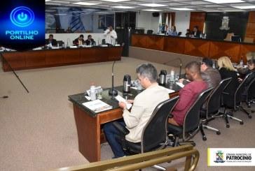 Câmara aprova importantes projetos durante a 23ª Reunião Ordinária