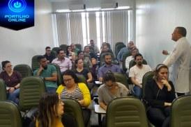Rede Municipal de Saúde recebe atividades relativas do Dia Nacional da Saúde