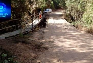 👉👏👏👏👏👏👏Ponte de madeira podre de quase 100 anos será substituída por ponde de concreto na região de ponte alta.