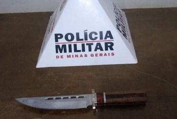 Polícia Militar prende autor por lesão corporal