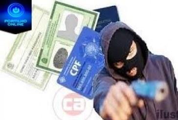 Assalto !! Funcionária de supermercado é assaltada e tem documentos e malote levados. Quem achar os documentos favor entrar em contato