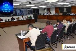 Câmara realiza sua 31ª Reunião Ordinária