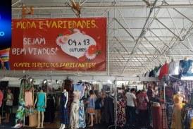 Ultima semana da feira Nacional de Malhas e Variedades no Bretas