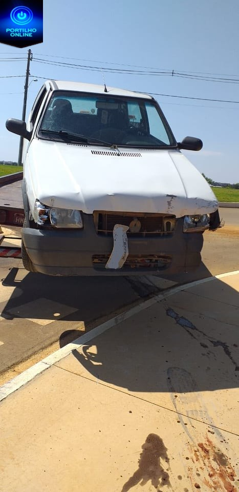 Policia Militar recupera veículo furtado