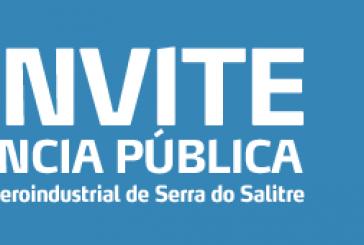 Galvani Indústria, Comércio e Serviços S.A  convida para Audiência Pública de apresentação do EIA/RIMA.