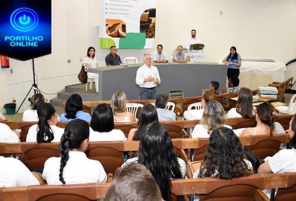 Governo Municipal realiza lançamento da Semana Municipal de Prevenção e Combate ao Câncer Bucal