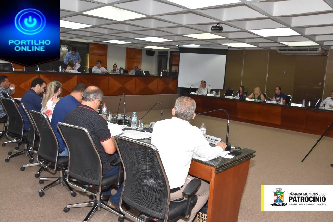 32ª Reunião Ordinária foi marcada pela apresentação de importantes projetos