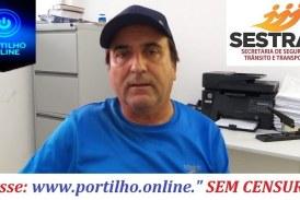 👉🚔👍🚨✍🤔Secretário trânsito e transportes Alcides Dornelas, fala do projeto de melhorias no trevo da enxó.